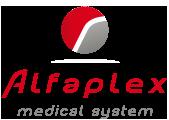 Alfaplex, matériel médical